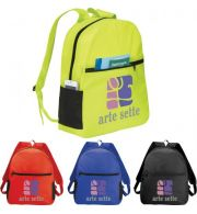 PARK CITY NON-WOVEN BUDGET BACKPACK  |  ITEM SM-7382